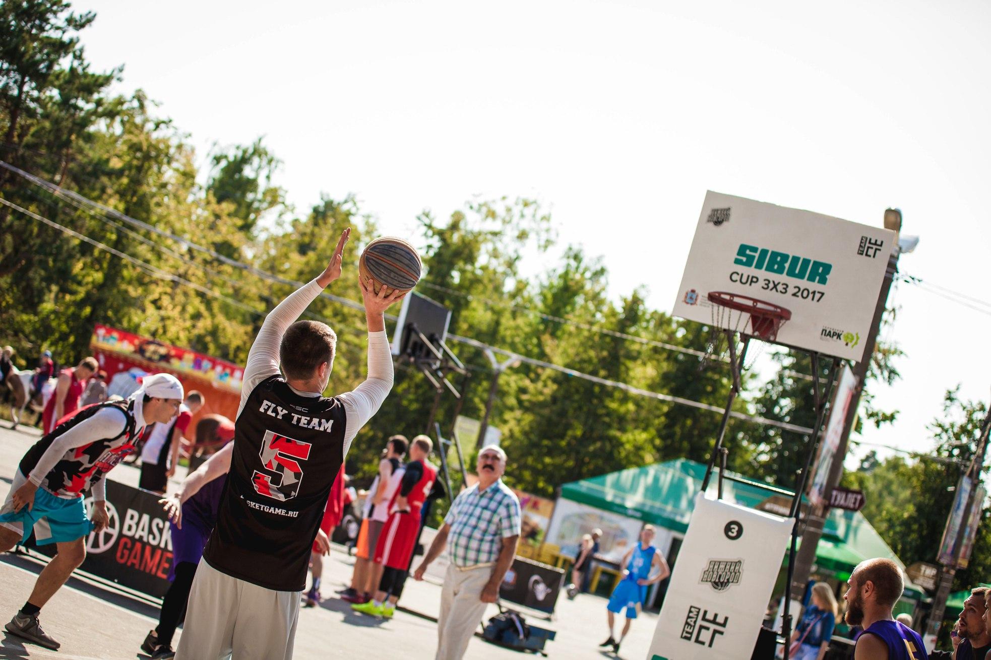Календарь турниров по баскетболу 3х3 в Нижегородской области 2019