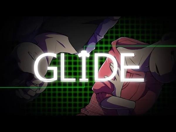 【おそ松さん人力】 パーカーで G.L.I.D.E 【手描きPV】