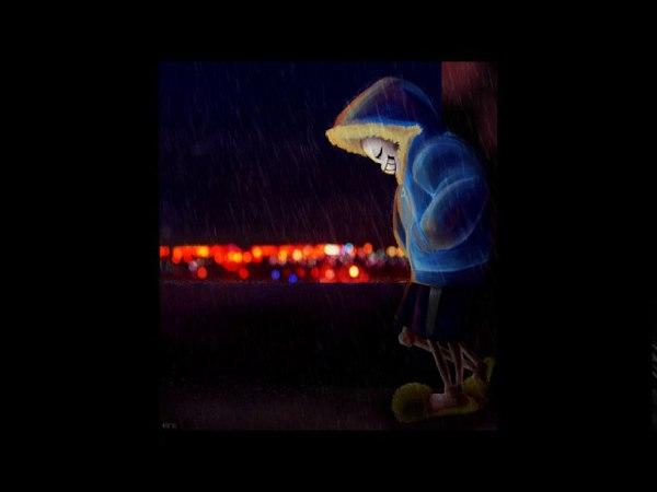 Undertale - Its Raining Somewhere Else Chill Remix