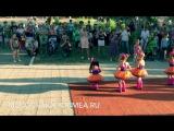 Танцуют дети_Танц.коллектив_Milky-Way_Село Молочное_День России_Часть 10