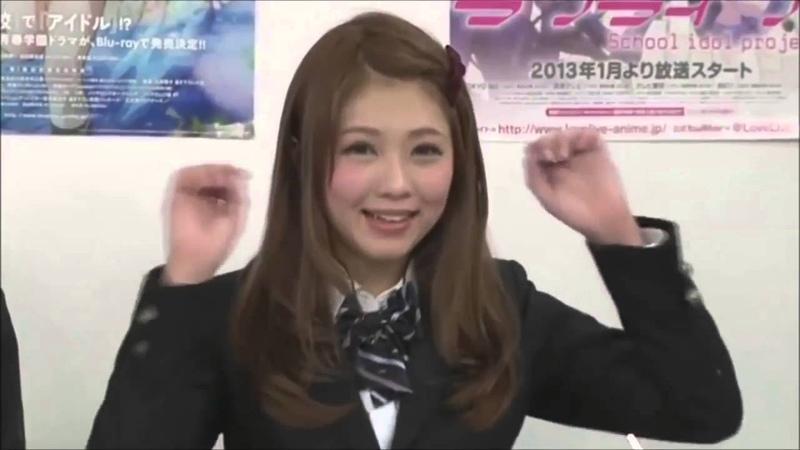 [Love Live!] KotoHonoUmiMaki - Hono-hono-ho~ Maki-maki-ma~ Koto-koto-ko~ Umi-umi-u~