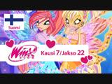 Winx-klubi: Kausi 7, Jakso 22 - «Timanttien valtakunta» (Suomi)