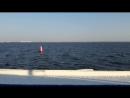 На ракете по финскому заливу от Петергофа до Эрмитажа часть 1