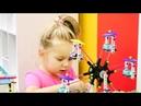 ЛЕГО ГОРОД 🌇 Эмили играет на игровой площадке / видео для детей и развлечения от Эмили Фэмили