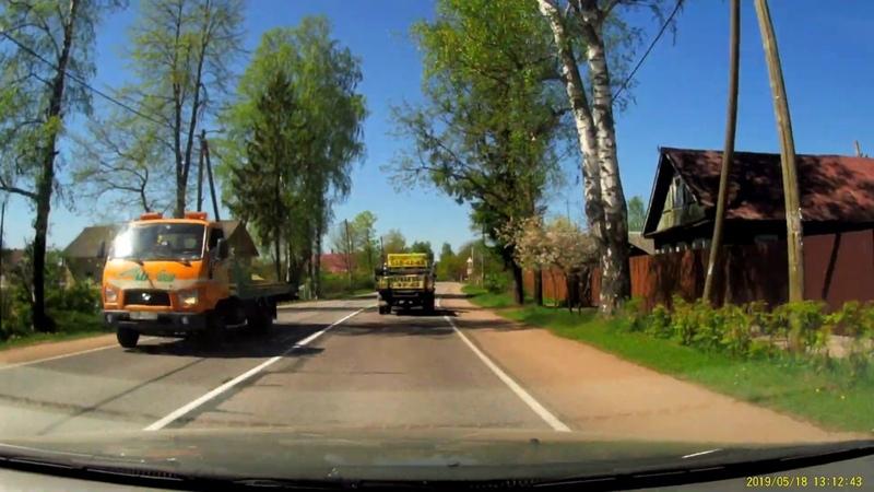 Ленинградская область, Дорога Жизни Ладожское озеро - КАД