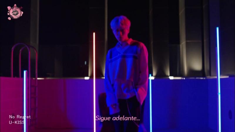 [SUB ESPAÑOL] NO REGRET U-KISS ♥