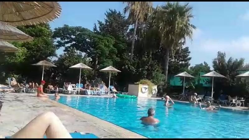 Кипр Пафос Верона отель