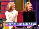 Mary Kate Ashley Olsen Live With Regis Kathie Lee 1998