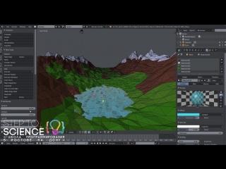 Урок по моделированию в Blender 3D