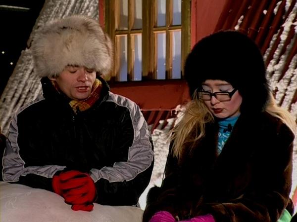 ДОМ-2 Город любви 2054 день Вечерний эфир (24.12.2009)
