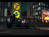 клип про лего Ниндзяго фильм