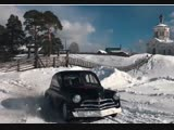 GAZ M20 Pobeda drift(tuning swap Mitsubishi Lancer Evolution 4wd 4G63 turbo tuning 550 hp)