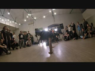 BBOY VAKHO (Illusion of exist / Original People) / Judge showcase / Зимовка 6