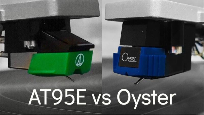 AT95E vs Sumiko Oyster
