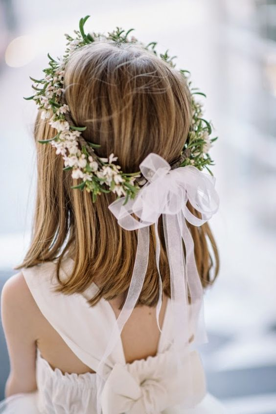 Communion Hairstyles 2019 For Different And Simple LooK 1