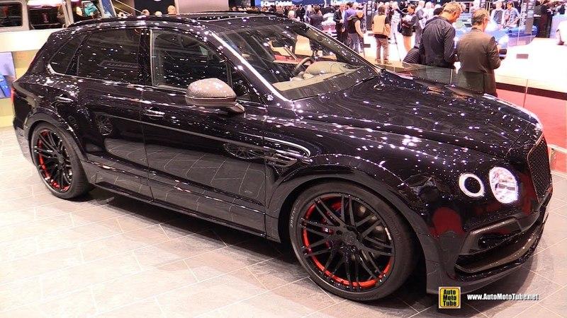 2017 Bentley Bentayga Startech - Exterior and Interior Walkaround - 2017 Geneva Motor Show