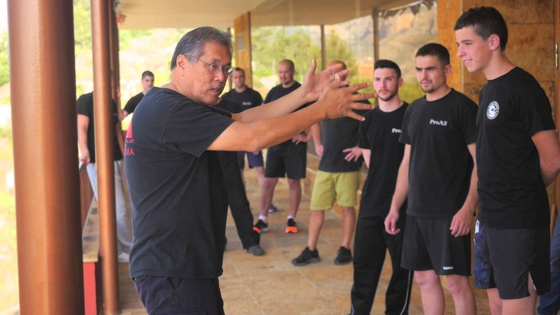 Escrima and Wing Tsun Seminar with Grandmaster Rene Latosa and Sifu Marcus Schüssler