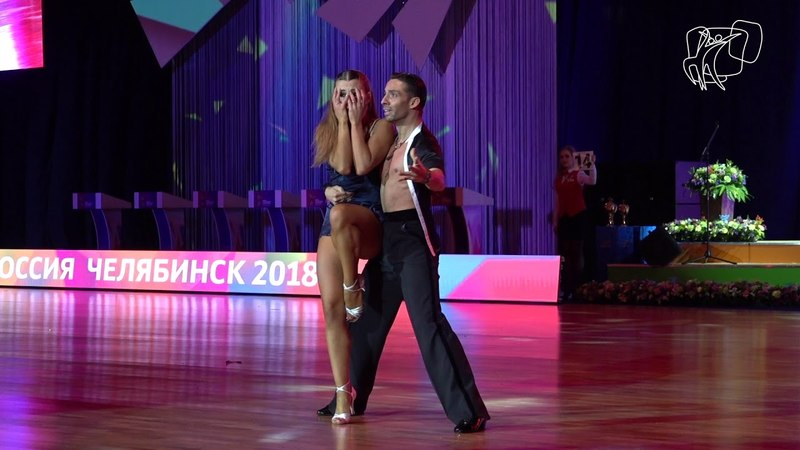 2018 PD WCH SD LAT | Final Sargenti - Fomenko, ITA | Chelyabinsk, RUS | DanceSport Total