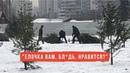 На России зимой посадили елки Весной скажут не прижились 🤣