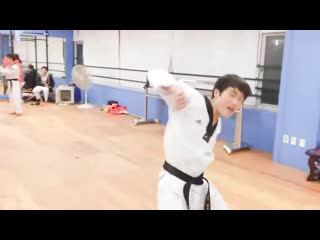 tbt K-tigers Taekwondo cover of GDYBs Good Boy 3