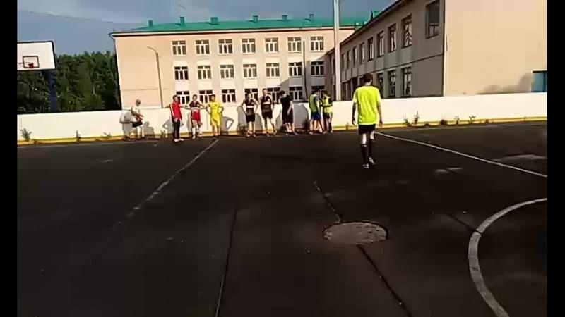 ТЛФЛ СССР-Штурм. 1 тайм