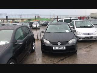 VW Golf 5 2007 рік