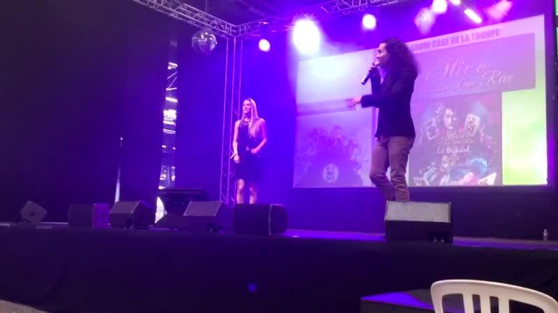 Alice Lillusion dun Rêve - Héro Festival Grenoble Showcase 07.05.2017