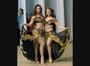 Дуэт Жемчужины Востока Зажигательный танец живота