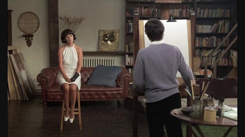 Невеста была в трауре / La mariée était en noir (1967) Франсуа Трюффо / Франция, Италия