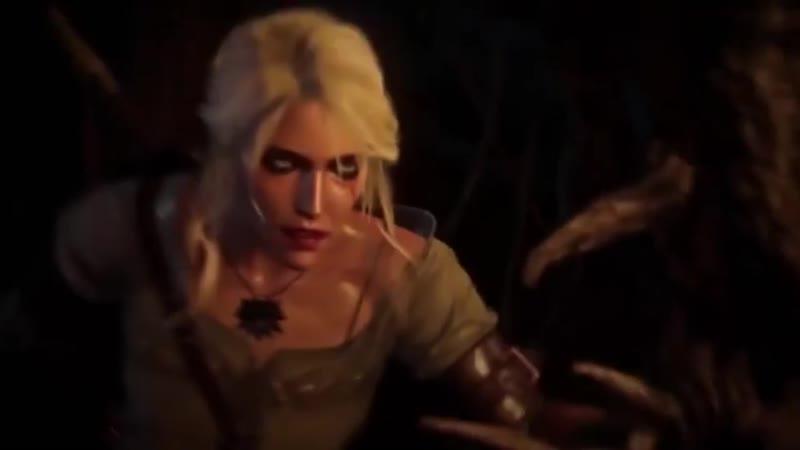 「⊱ the witcher 3 ⊰」 triss ciri yennefer