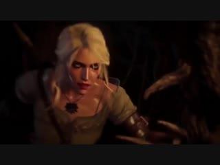 「⊱ the witcher 3 ⊰」 triss ciri & yennefer