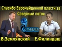 Филиндаш. Северный поток-2. Ни Россия, ни ЕС не заинтересованы в транзите газа через Украину.
