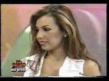 Thalia ENTREVISTA Parte 1 - Domingo Legal 1997