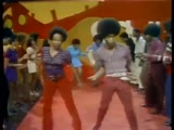 Soul Train Line Dance to Aretha Franklin Rock Stady
