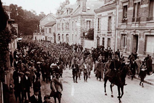 Немые «свидетели». Первая мировая война в фотографиях из частных коллекций