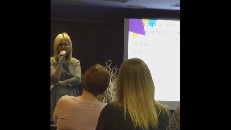 Бизнес семинар на Фестивале Невские Берега