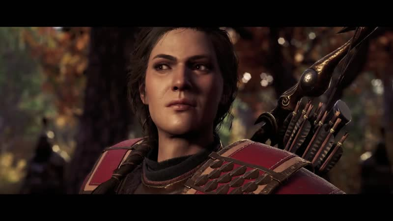Assassin's Creed Odyssey Legacy of the First Blade DLC Launch Trailer TOYZ