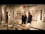 Интервью с нашим партнером - компания Kale Kilit на выставке MosBuild 2018