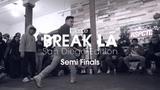 Too Short &amp Conrad vs. Team Korea (Invince &amp Jihad) SEMIS BREAK LA San Diego Edition