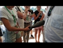 Найджел Экланд и его cyborg handshake pt.2