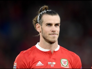 Gareth Bale vs Ireland Republic