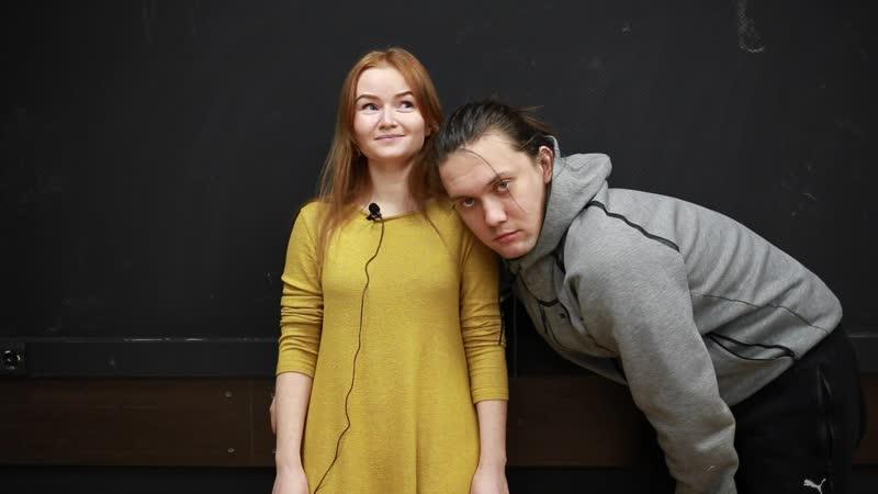 Мастерская киноактера Эмиля Амирова в киношколе Мидпоинт)