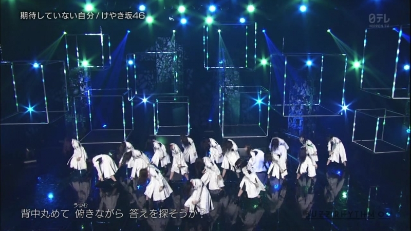 Hiragana Keyakizaka46 - Kitai Shite Inai Jibun Talk (Buzz Rhythm 02 2018.07.06)