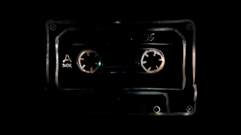 Apodemus - спэйс аудио кассета