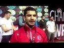 Taha Akgül, Avrupa şampiyonu oldu.mp4