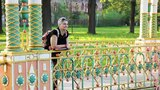 Царское Село Александровский парк, май 2018 СПб видео зарисовки Владимир Шкваря SVkadr AVI FFac PP