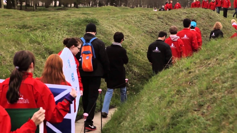 Beaumont-Hamel 100th Anniversary | EF Educational Tours Canada