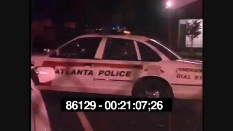 Tupac Kicked Out Of Club, Atlanta GA 12-8-1993