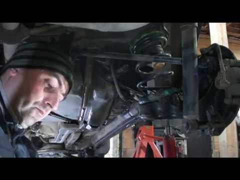 Замена поперечных рычагов на Lifan X60