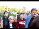 SERB в погоне за «Бессрочкой» с акции «President Просрочен», состоявшийся в Парке Горького